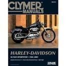 CLYMER MANUALS M429-5 MAINTENANCE/REPAIR MANUAL FOR HARLEY-DAVIDSON XL/XLH SPORT